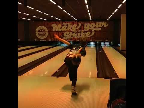 Bowling Training (Bowling World Berlin) - Storm Code X