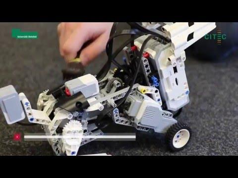 Applied Social Robotics - Building Interactive Robots with LEGO Mindstorms
