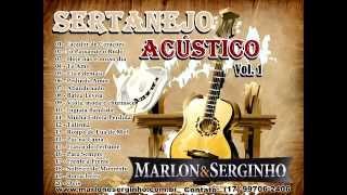 Baixar Marlon e Serginho -  Sertanejo Acústico Vol  1