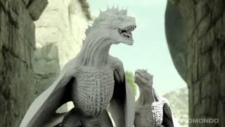 """Как создавались драконы для сериала """"Игра престолов"""""""