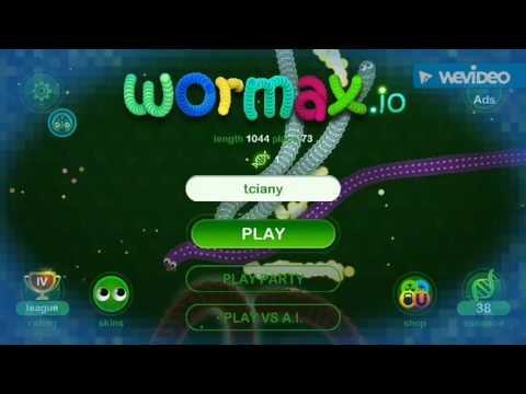 Wormax.io Ep 1