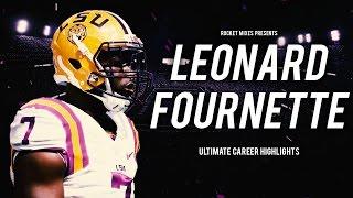 Leonard Fournette - LSU RB || Ultimate Career Highlights