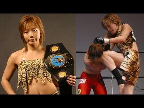 Hisae Watanabe - 渡辺 久江 - MMA - Fight Compilation - DEEP - Smackgirl