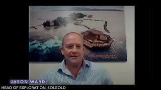 Jason Ward, Solgold | Porphyry Wave Riders Virtual Conference