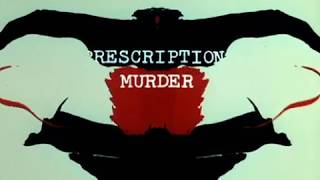 1 серия Рецепт убийства