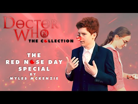 Doctor Who Fan Film Series Red Nose Day Comic Relief Minisode Special