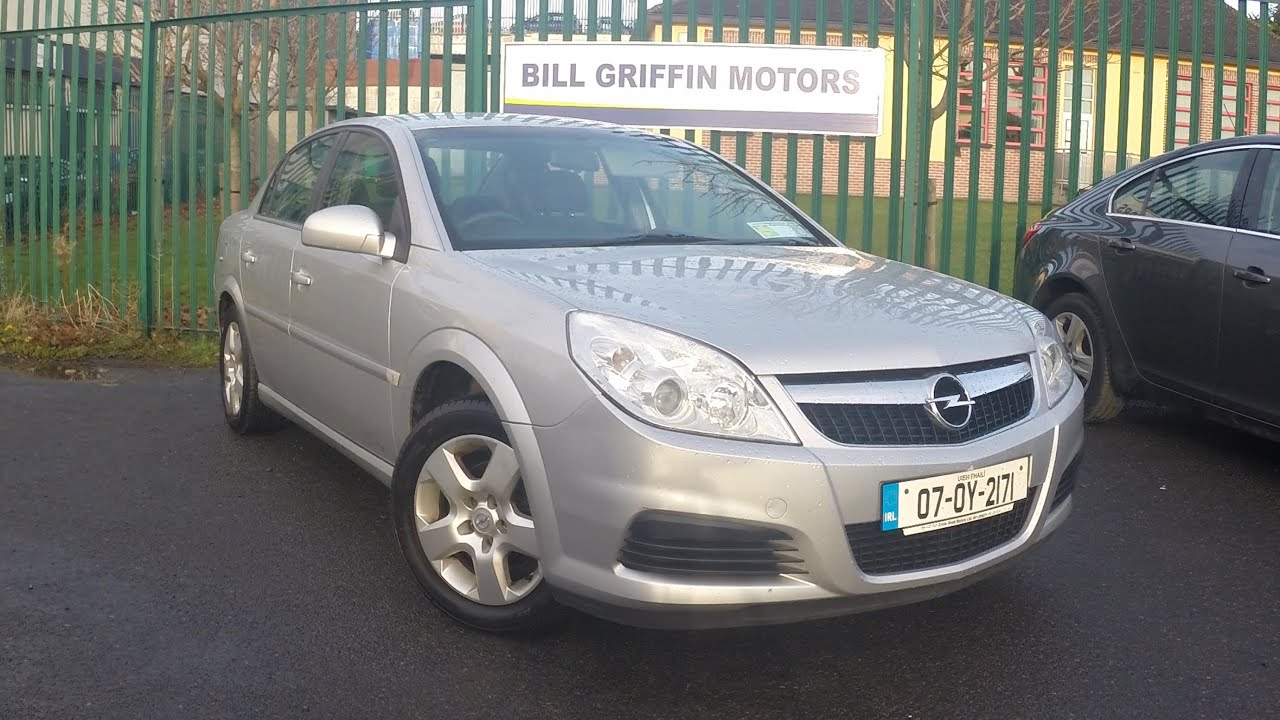 Vauxhall Corsa 2009 Review Opel Vectra 2002 2009 Review Carsireland Ie Youtube