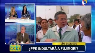 """Ántero Flores Aráoz: """"Indulto a Alberto Fujimori tendría una carga política"""""""