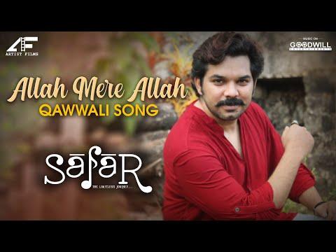 Allah Mere Allah Qawwali Song | Safar Movie | Nithin Noble | Zia Ul Haq