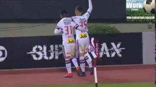 São Paulo 4 x 0 Corinthians, melhores momentos, Brasileirão 2016