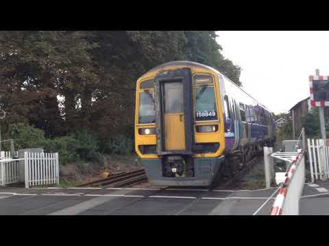 Trains in Driffield