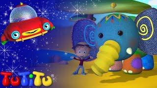 перед сном песни | слон | TuTiTu Песни для детей