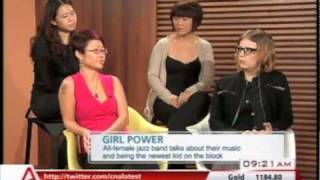 CNA Primetime Morning Interview: Tessera (all-female jazz band)