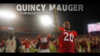 UGA FOOTBALL: Beneath The Helmet | Quincy Mauger: Hard Work Pays Off: 2015