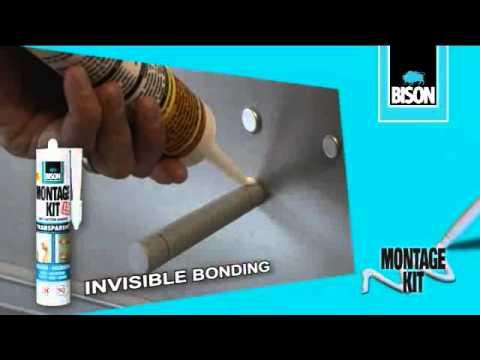 Bison Montagekit® - Construction Adhesive (English)