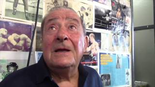 BOB ARUM PULLS NO PUNCHES ON MANNY PACQUIAO, VARGAS, MAYWEATHER, GGG & CONCERNS ON PACQUIAO TRAINING