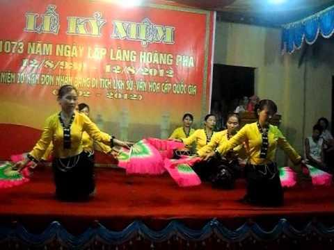 Tình ca Tây Bắc - Tốp múa Hoàng Pha - Hoàng Động - TN- HP