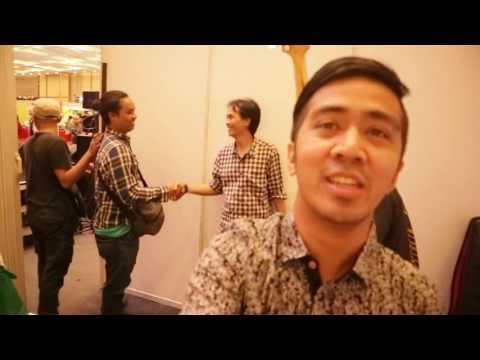 Vlog Yudhi Setiawan   Behind the Scene Bias Senja di Konser 1000 Band 2016