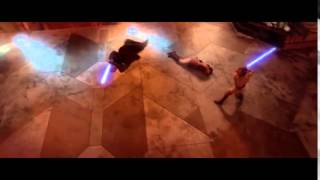 Download Video HD 1080p Anakin Skywalker vs  Obi Wan Kenobi MP3 3GP MP4