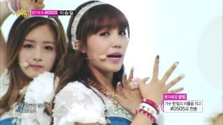 【TVPP】Apink - No No No, 에이핑크 - 노 노 노 @ Comeback Stage, Music Core Live