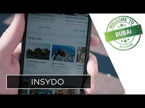 Welcome to Dubai 2017 - INSYDO App