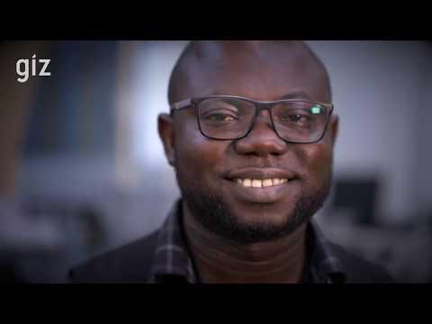 Interview with Jorge Appiah (Kumasi Hive) | GIZ tech2D
