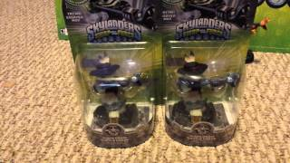 MAIL DAY ......... Skylanders Swap Force Quick Draw Rattle Shake GLOWS IN DARK