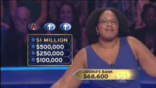 Millionaire - Josina Reaves