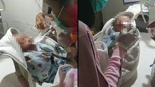 Download Video Seorang Bayi Berbalut Handuk Ditemukan di Bali, Semut Sempat Masuk ke Hidung dan Mulutnya MP3 3GP MP4