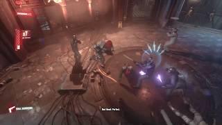 Batman: Arkham Knight – Red Hood Story Pack speedrun in 2:42 (Old)