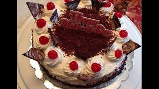 German Black Forest Cake  Recipe#44
