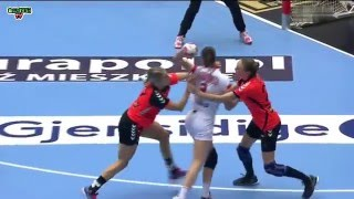 Netherlands VS Poland HandBall Women
