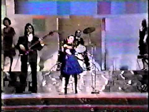 Miss Teen Canada Pageant 1989  -Candi, ' Love Makes No Promises'-