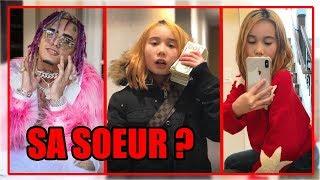 LA PETITE SOEUR DE LIL PUMP RETOURNE LE NET A SEULEMENT 9ANS ! thumbnail