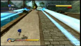 Sonic Unleashed (360) - Egg Devil Ray
