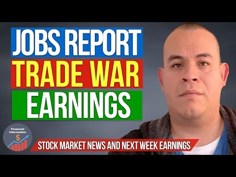 Stock Market News   Trade War with China   Earnings: CLDR, CitiGroup, WFC, JPMorgan Chase, DAL, BBBY