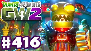 Return to Zombopolis! - Plants vs. Zombies: Garden Warfare 2 - Gameplay Part 416 (PC)