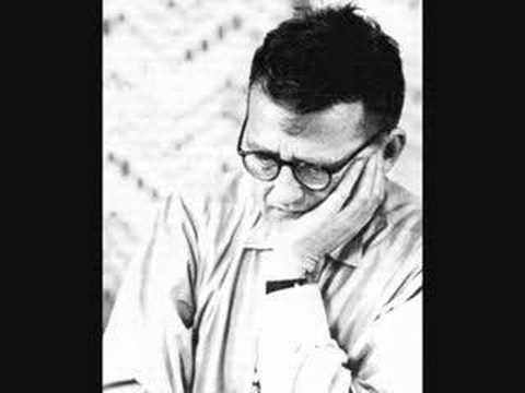 Shostakovich - 2 Pieces for String Quartet: I. Elegy  - 1/2