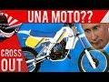 🔴RAYADAS METALES EN CROSSOUT #4 ¿UNA MOTO?🔴