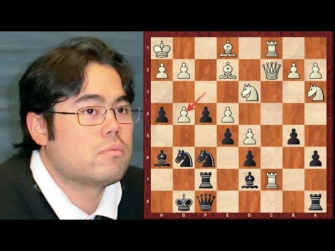 Hikaru Nakamura Immortal Chess Game! - Mega-exciting sacrifices abound! - Sinquefield Cup 2015