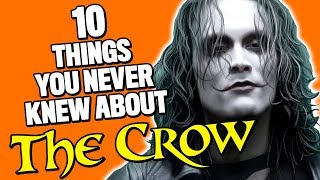 10 Things You Never Knew About THE CROW