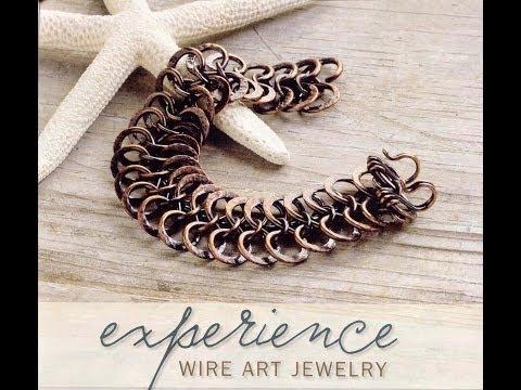 Handmade wire jewelry BG