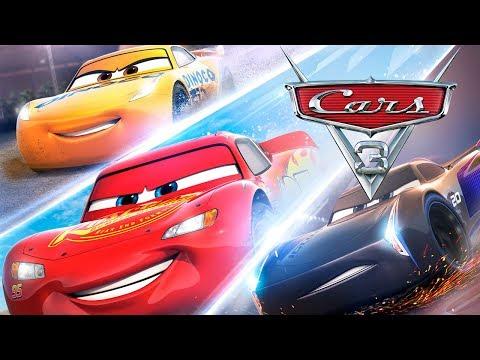 De carreras con Mate - Cars 3: Hacia la victoria (Nintendo Switch)