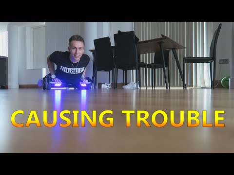 Thumbnail: CAUSING TROUBLE!