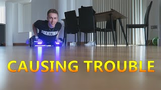 CAUSING TROUBLE! thumbnail