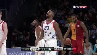Basketbol Süper Ligi 15. Hafta: Anadolu Efes - Galatasaray Odeabank