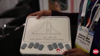 Polymer Braille Is an E-Reader for the Visually Impaired