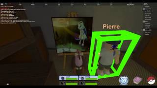 Roblox pfe how to get Smeargle