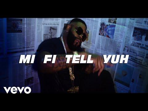 Смотреть клип Demarco - Mi Fi Tell Yuh