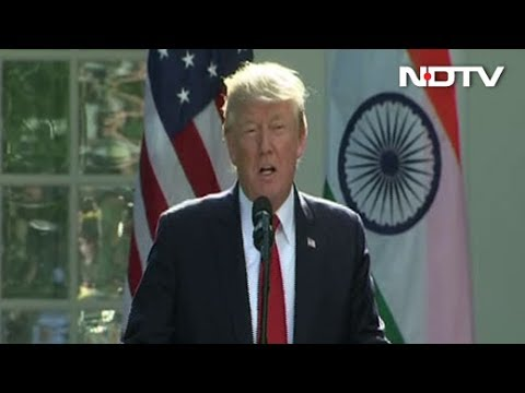 India Has A True Friend In The White House, Says Donald Trump